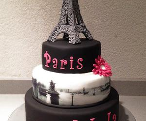 paris, cake, and food image