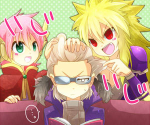 fairy tail, meredy, and zancrow image
