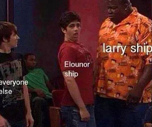 one direction and larry image