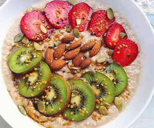 breakfast, health, and fit image