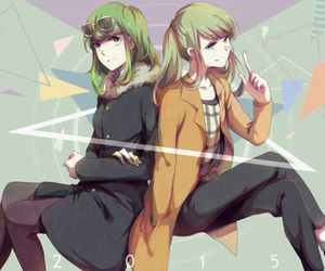 vocaloid and gumimegpoid image