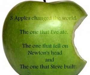 apple, quote, and Steve Jobs image