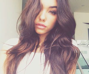 madison beer, girl, and hair image