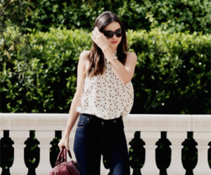 miranda kerr, style, and outfit image