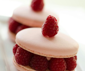 delicious and raspberry image