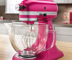 appliance, pink, and pretty image