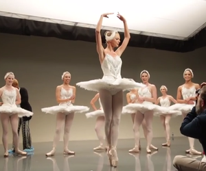 ballerina, Taylor Swift, and shake it off image