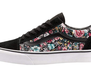 flowers and vans image