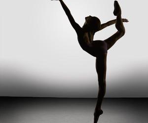 bailarina, dance, and girl image