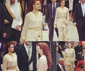 morocco, caftan, and lalla salma image