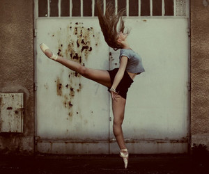 ballerina, beautiful, and ballet image