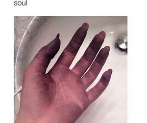 soul, black, and funny image