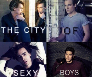 jace, Kevin Zegers, and simon image