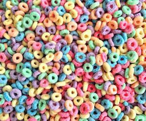 wallpaper, cereal, and food image