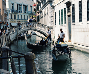 boat, europe, and italy image