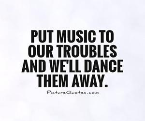 dance, happy, and music image