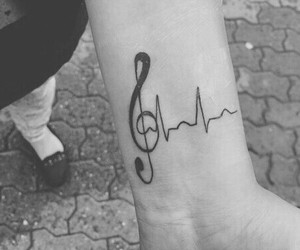 tattoo music love image