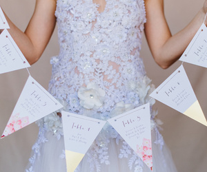 diy, wedding, and seating chart image