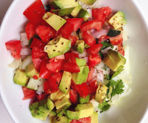 avocado, delicious, and fitness image
