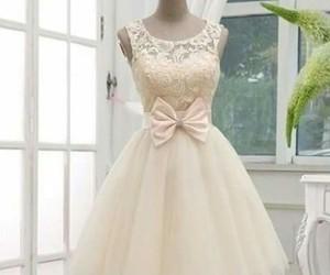 dress, elegant, and princess image