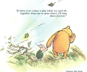 winnie the pooh, quotes, and disney image