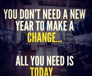 change, today, and new year image