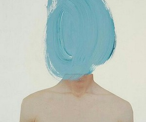 blue, indie, and body image