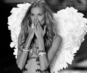 angel, fashion, and lingerie image