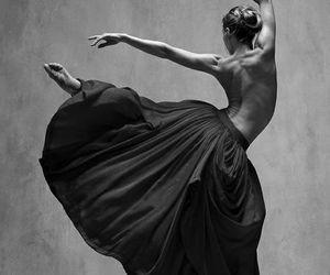 beautiful, dance, and black image