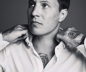 bad boy, handsome, and norwegian image