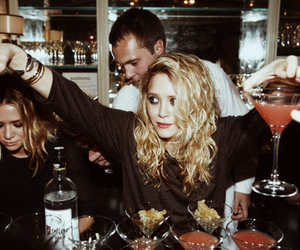olsen, drink, and party image