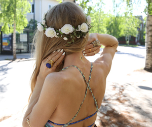 accessories, fashion, and dress image
