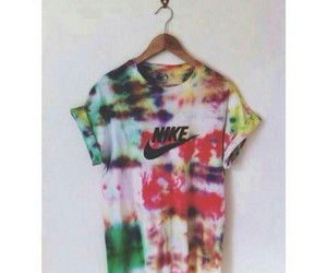 nike, color, and t-shirt image