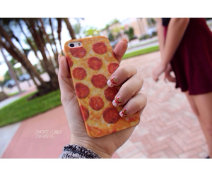 pizza, tumblr, and food image