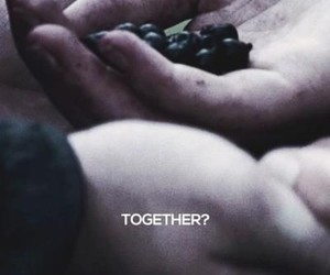 ?, together, and always image
