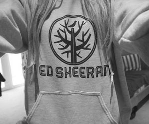 ed sheeran and sweater image