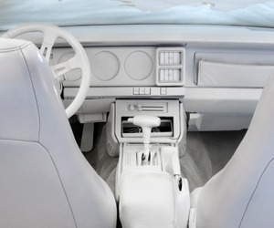 car, pale, and white image