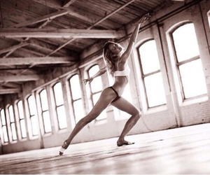 candice swanepoel, ballet, and Victoria's Secret image