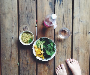tumblr and healthy food image