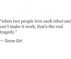 quotes, love, and gone girl image