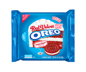 oreo, red velvet, and what??? image