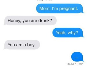 lol, mom, and pregnant image