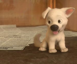 bolt, cute, and dog image