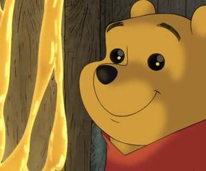 disney, honey, and winnie the pooh image