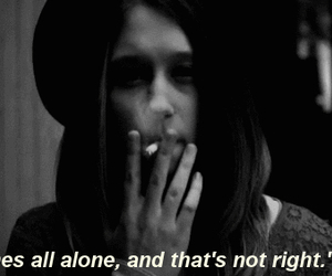 american horror story, ahs, and alone image