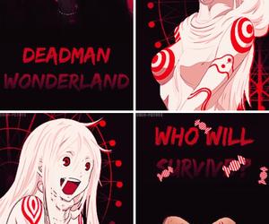 anime and deadman wonderland image