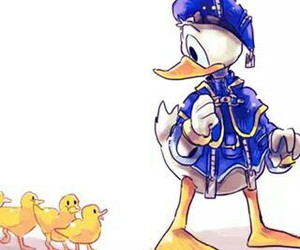 babies, disney, and donald image