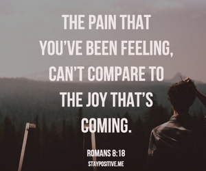 joy, quote, and pain image