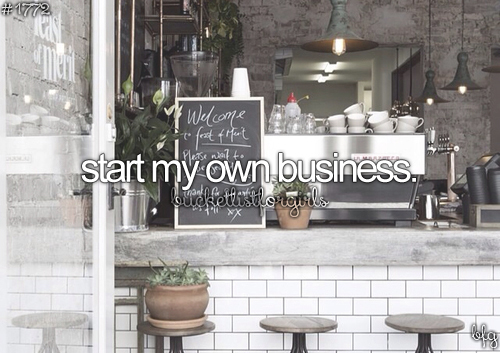 business, bucket list, and Dream image