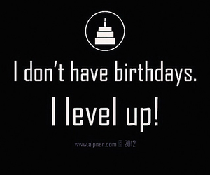 birthday, funny, and quote image